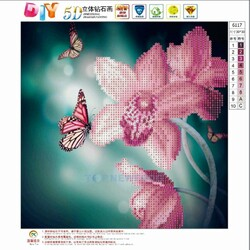 Орхидея 30/30 см
