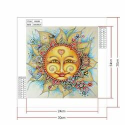 Слънце 30/30 см