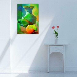 Ваза и плодове