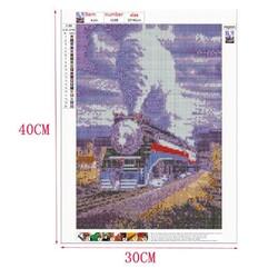 Влак 30/40 см