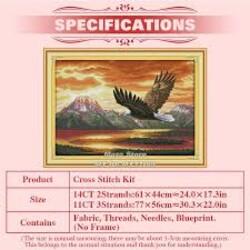 Белоглав орел 61/44 см