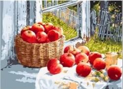 Ябълки 40/30см
