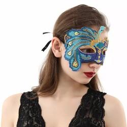 Диамантена карнавална ,парти маска
