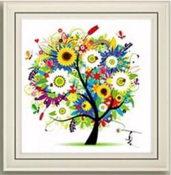 Красиво дърво 35/34 см
