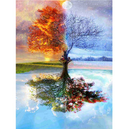 Дървото на сезоните 30/40 см