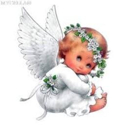Сладко ангелче 30/30 см