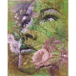 Богиня на гората 30/40 см