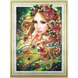 Богиня на цветята 40/50 см