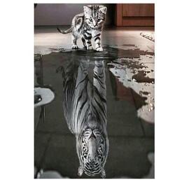 Коте - Тигър 30/40 см