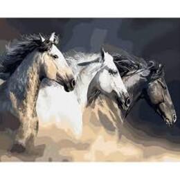 Бягащи коне 50/40 см