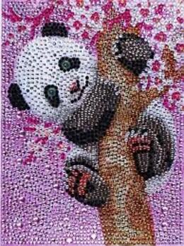 Малка панда 15/20 см