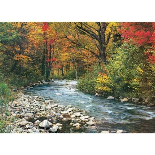 Река в гората 50/50 см
