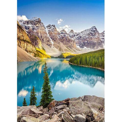 Езеро в планината 30/40 см
