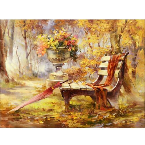 Есен в парка 40/30 см