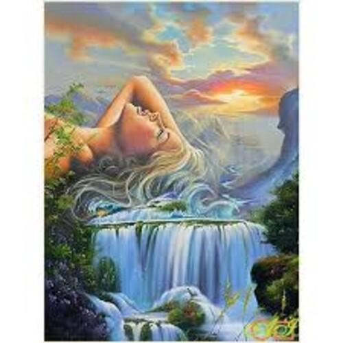 Нежен водопад 40/50 см
