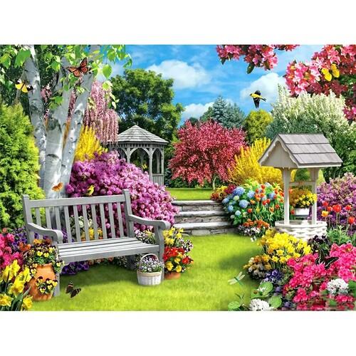 Цветна градина 40/40 см