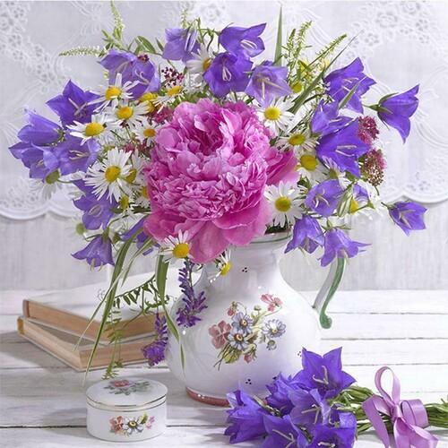 Цветя 30/30 см