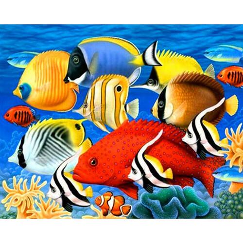 Рибки 40/30 см