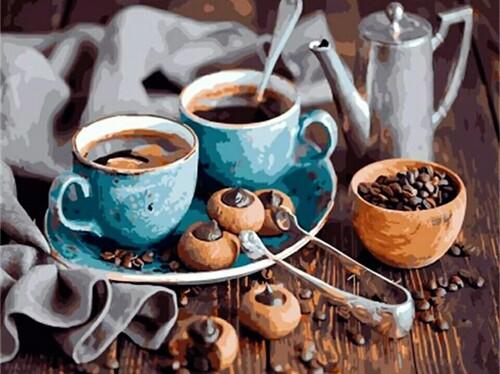 Време за кафе 30/30 см