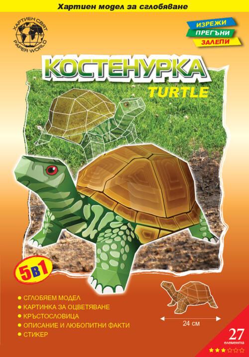Сухоземна костенурка