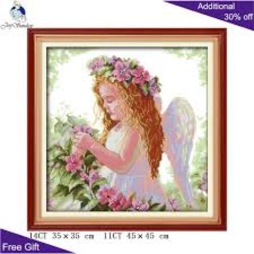 Красиво ангелче 45/45 см