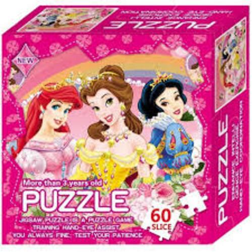 Детски пъзел Jigsaw 60 части