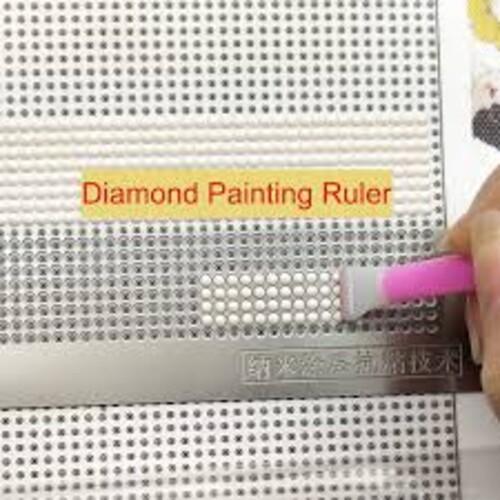 Инструмент за фиксиране на Кръгли  диамантчета при лепене
