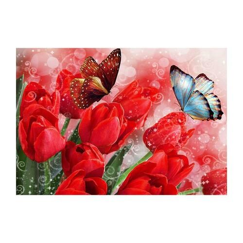 Лалета и пеперуди 40/30 см