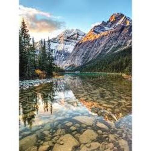Езеро в планината 50/60 см