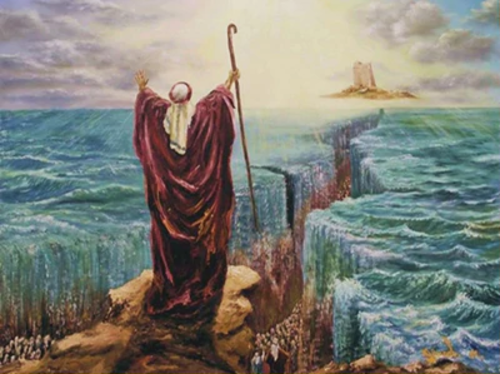 Мойсей  50/40 см
