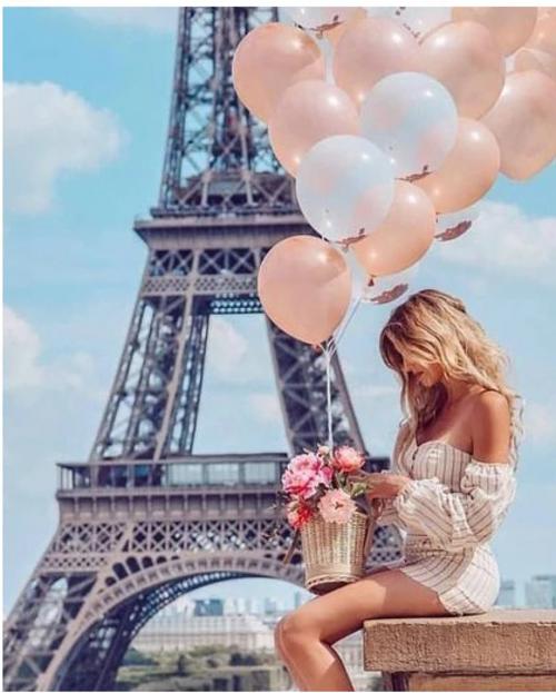 Романтика в Париж 40/50 см