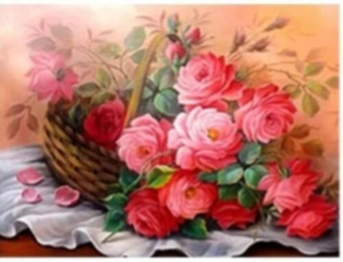 Рози 30/30 см