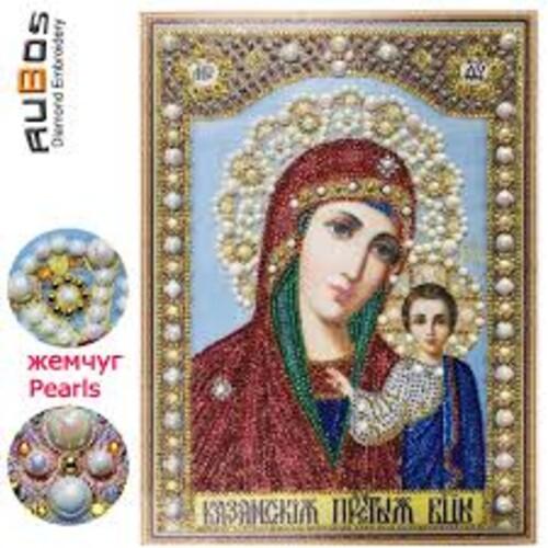 Богородица 25/35 см