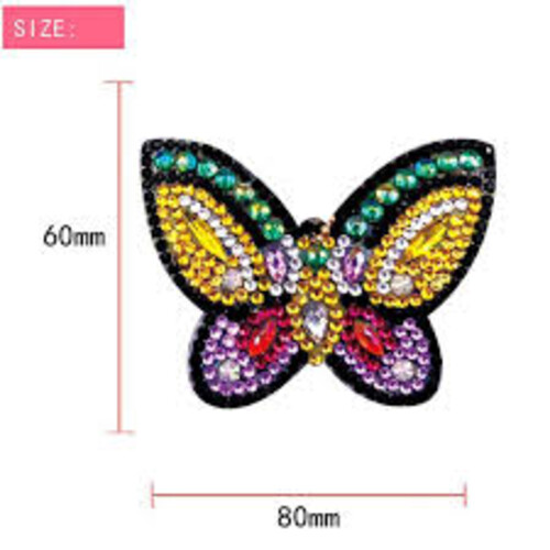 Пеперуди аксесоар