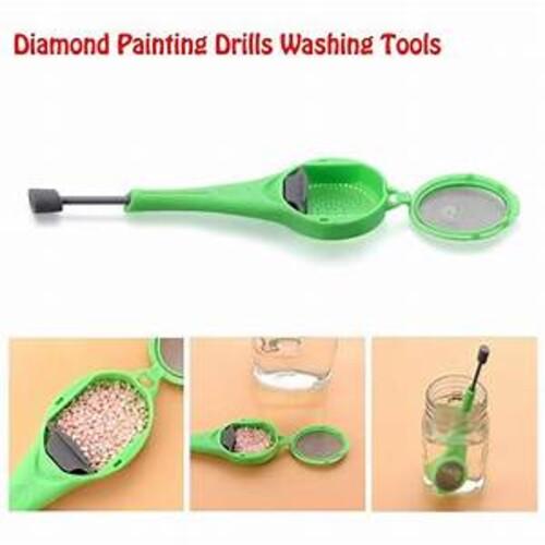 Уред за почистване на диамантчета