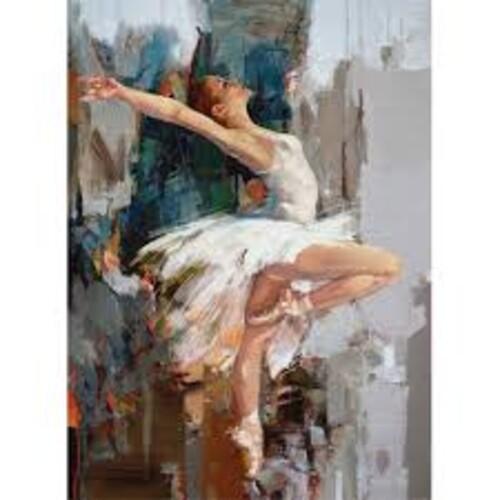Балерина 40/50 см