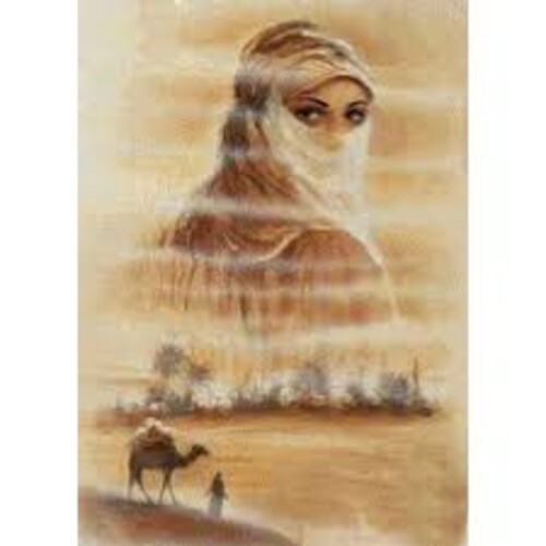 Арабска принцеса 40/50 см