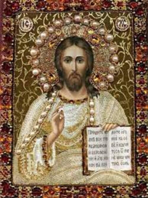 Иисус 30/40 см