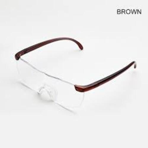 Очила за диамантен гоблен - кафяви
