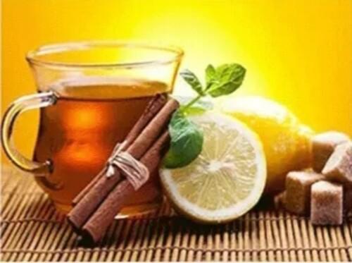 Чай канела и лимон 40/30 см