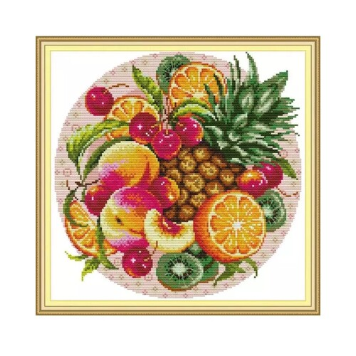 Плодове 34/34 см