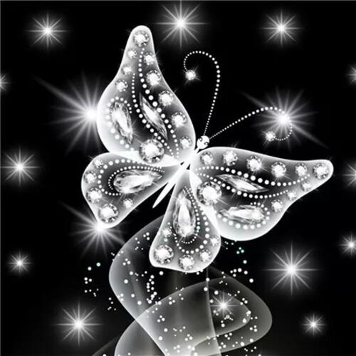 Пеперуда 30/30 см