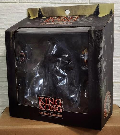 Кинг Конг Екшън фигура