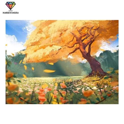 Златна есен 50/40 см